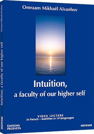 Intuition, a faculty of our higher self - DVD PAL